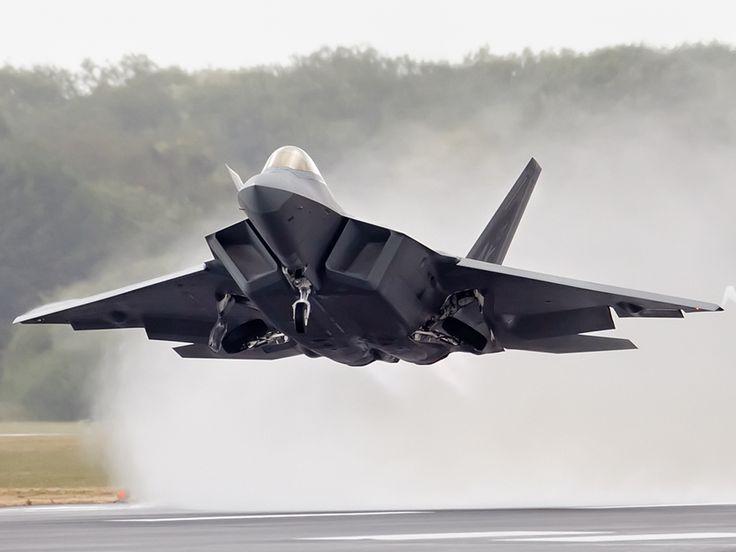 F22 Raptor - Cool Shot!