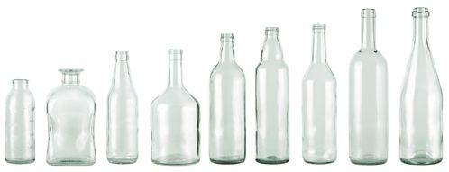 Comment percer une bouteille en verre ? simplement, rempljssez-la de sable mouillé!