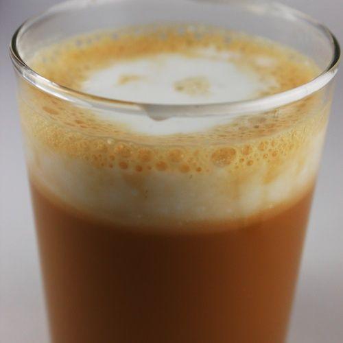 Milk Tea Recipes: Thai Milk Tea Recipe