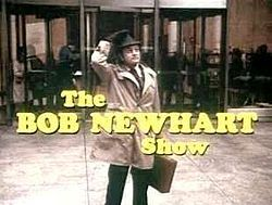 The Bob Newhart Show - An American situation comedy produced by MTM Enterprises, which aired from September 16, 1972, to April 1, 1978. Comedian Bob Newhart portrays a psychologist having to deal with his patients and fellow office workers.