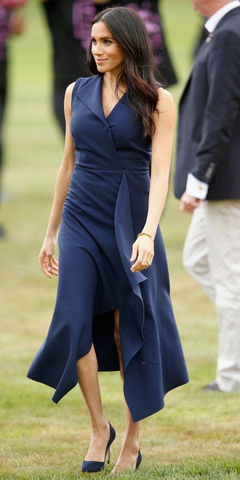 Look Of The Day Fashion Meghan Markle Meghan Markle Dress