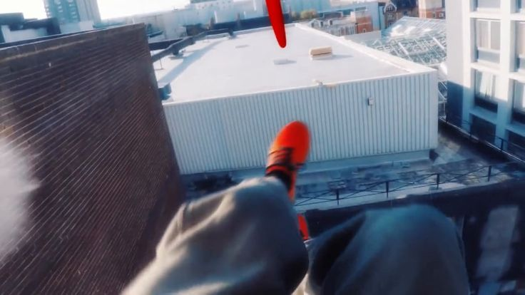 Real Life Mirror's Edge  by claudiu voicu