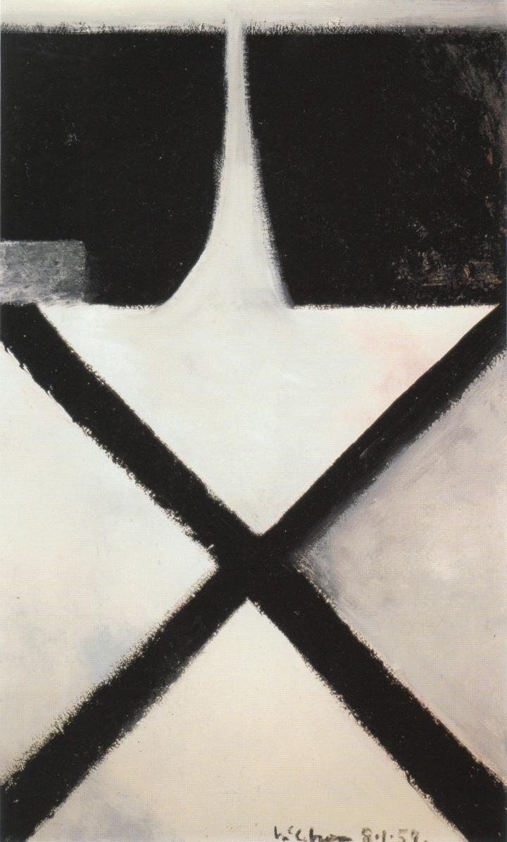 Colin McCahon, Cross