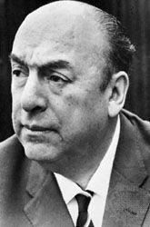 Pablo Neruda poeta del vanguardismo.