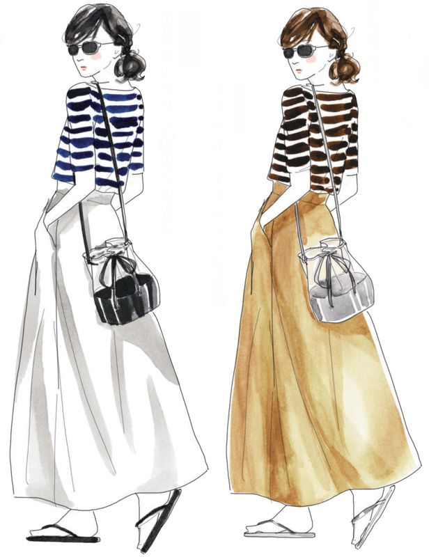 日本人の肌は、青みがベースの「プラチナ肌(青〜ピンクっぽい)」、黄みがベースの「ゴールド肌(黄~オレンジっぽい)」、大きくこの2方向に分類されるそう。そのどちらであるかを知ることは似合う服を選ぶ上で重要な判断材料に。骨格タイプにもとづくファッションコンサルティングで活躍中の荒川美保さんが、肌色別の鉄板スタイルを伝授!