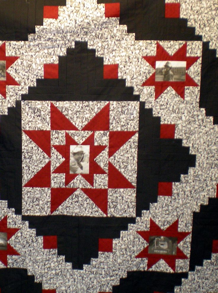 Firefighter Quilt Patterne March 2011 River Place