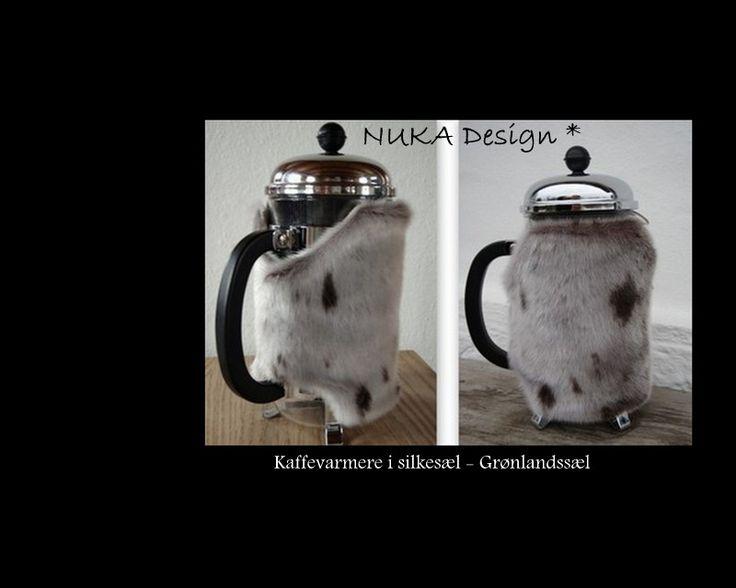 Kaffevarmer i sælskind
