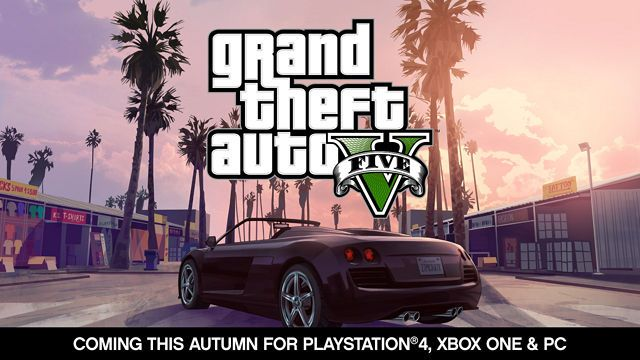 Rockstar confirm GTA V for PS4, Xbox One and PC is coming in 2014!