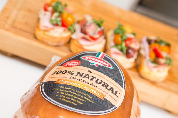 If you thought our 100% Natural sliced range was the bees knees, then you'll love our 100% natural Premium Leg Ham. Crafted by our artisans using only the finest, naturally-derived ingredients, our leg ham is carefully smoked to perfection to create a delectable, lightly smoky flavour. Best of all, it has all the same benefits as our sliced range, being the first ham in Australia to be 100% natural. The leg ham is perfect to eat alongside grilled vegetables and some sweet potato or zucchini…
