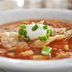Chicken Tortilla Soup V Allrecipes.com