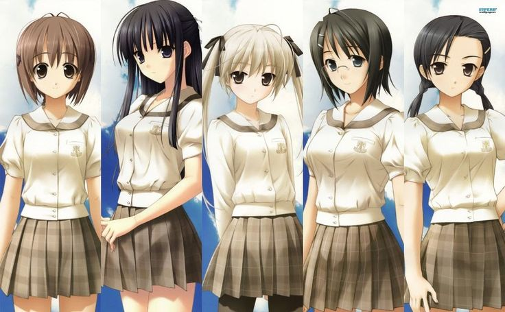 wallpaper anime yosuga no sora