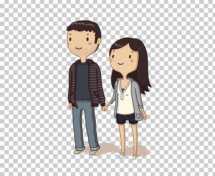 Cartoon Drawing Couple Holding Hands Png Animation Boy Child Conversation Deviantart Cartoon Drawings Couple Drawings Couple Holding Hands