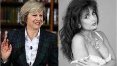 Porn star Teresa May or UK Prime Minister Theresa May?