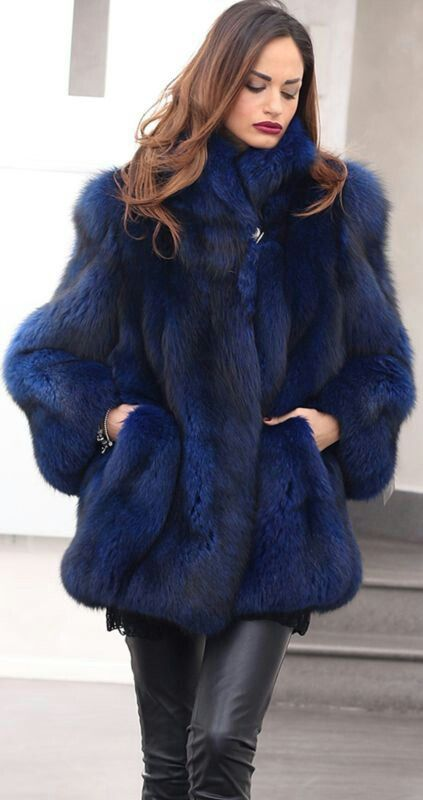 I could never wear real fur.. I would be thinking of all the YouTube videos I have watched with skinned alive animals in blood and without skin trying to lift their heads up.. And I would be about to cry for the whole time that I would have to wear the fur...