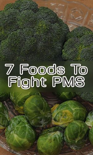 Mood swings, anxiety, irritability, headaches and bloating are some common premenstrual symptoms. You may not experience all of them, but a single one can spoil your day. http://lifelivity.com/7-foods-fight-pms/