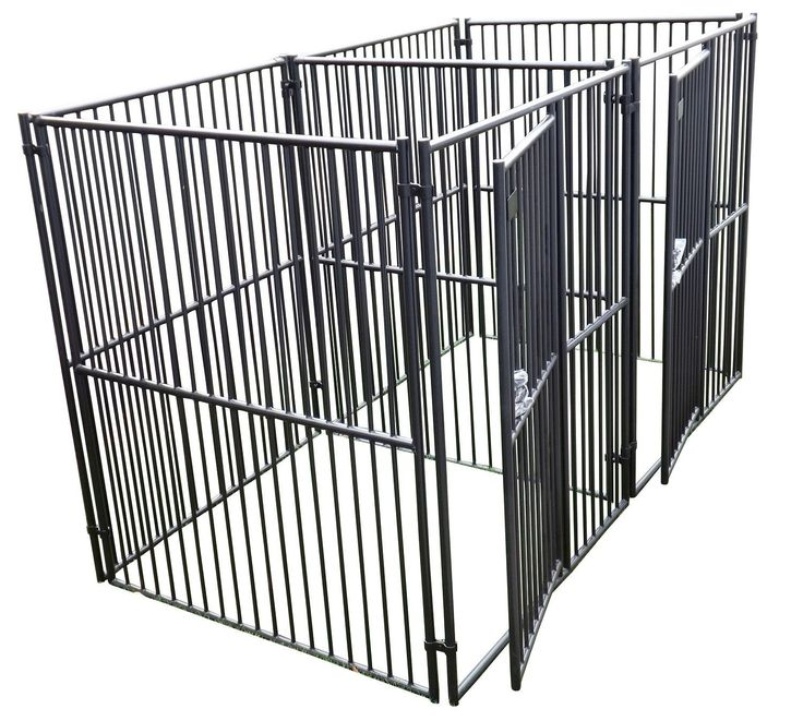Run Dog Kennel  Gates  Dividers
