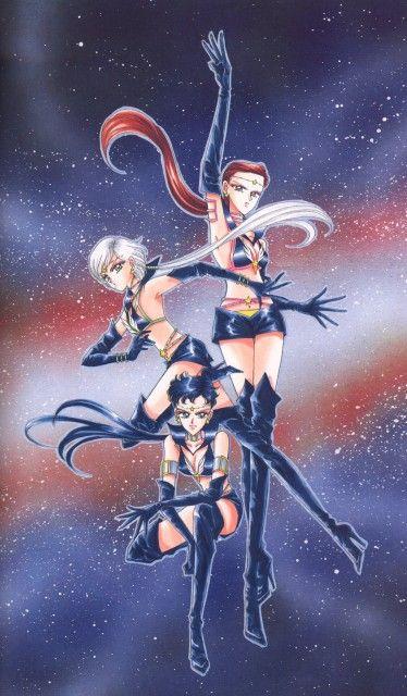 Naoko Takeuchi, Bishoujo Senshi Sailor Moon, Sailor Star Maker, Yaten Kou, Sailor Star Fighter