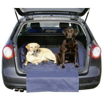 Dit Autodeken met bumperbescherming is gemaakt uit waterafstotend en vuilafstotend nylon. Ideaal ter bescherming van de kofferbak en de autobumper.