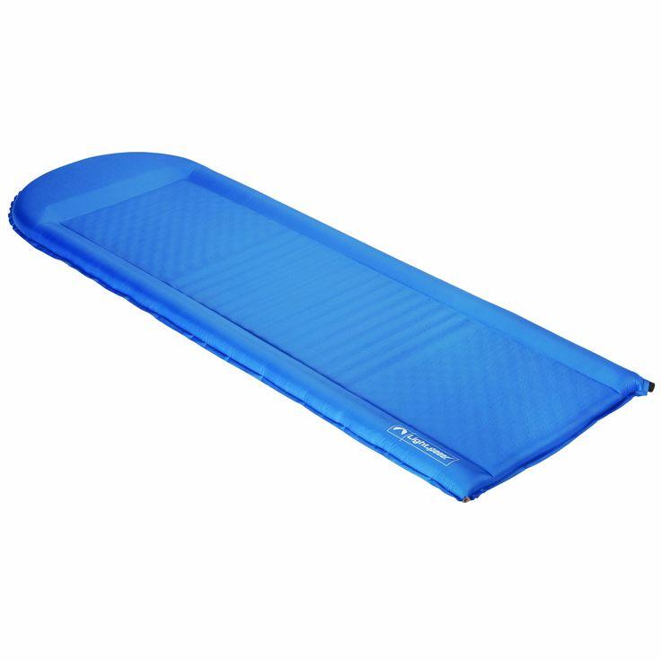 Amazoncom lightspeed outdoors self inflating sleep pad for Venture outdoors campsite flooring