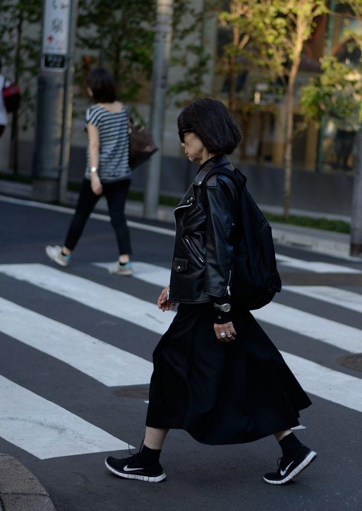 MITYP: on the street .. Aoyama - Avoir un sens de l'aventure comme des garçons -