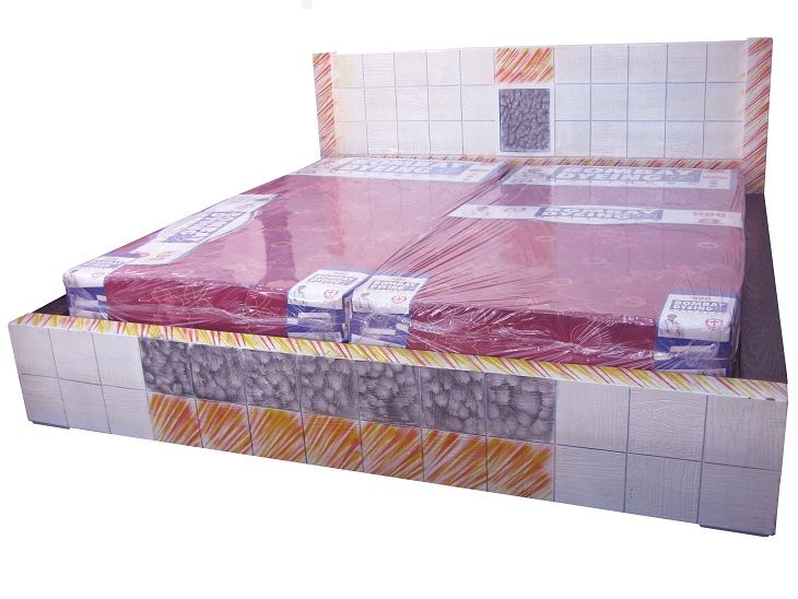 For Low Height Double Bed With Mattresses More Information Please Visit Http