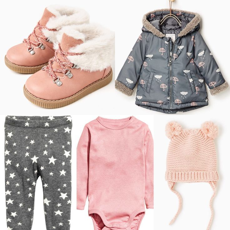 Baby girl outfit idea. Zara pink boots