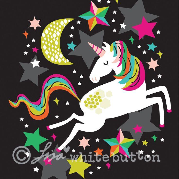 White Button: Sneak Peek unicorn!                                                                                                                                                                                 More