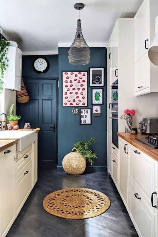 50 Cozy Small Kitchen Design Ideas On A Budget Dekorasi Rumah Rumah Dekorasi