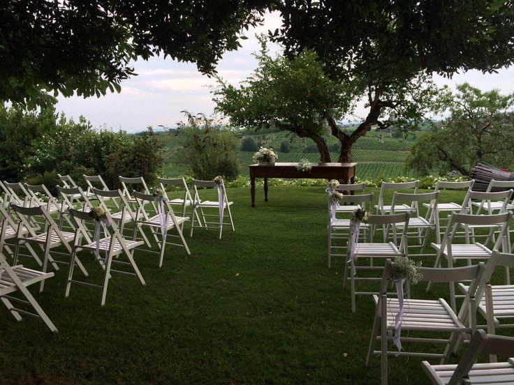 cerimonia civile open air