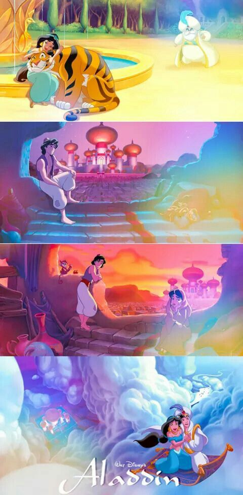 Aladin~Disney ~
