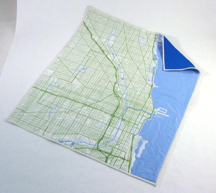 Chicago baby quilt 31 best Map Gallery