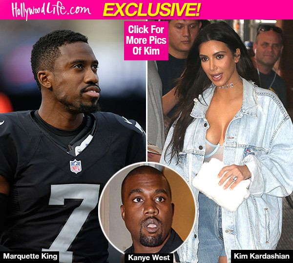 Kanye West: Hearing Kim Kardashian & Marquette King Rumors Is 'The Last Thing He Needs'