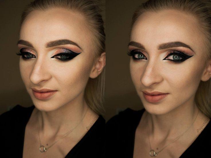 Cut crease   fp: Magia pędzla  #makeup #cutcrease