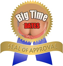 Only trust those images bearing the breasts of the Big Time Dates Seal Of Approval: Dates Seal, Time Dates, Big Time, Images Bearing, Funny Stuff