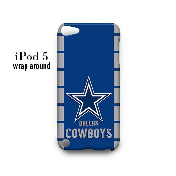 Dallas Cowboys iPod Touch 5 Case Wrap Around