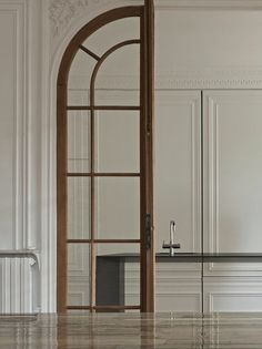 Invisible kitchen by Dutch Architects 129
