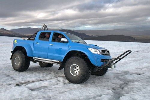 Arctic Trucks - Expedition AT44 Toyota Hilux Conversion