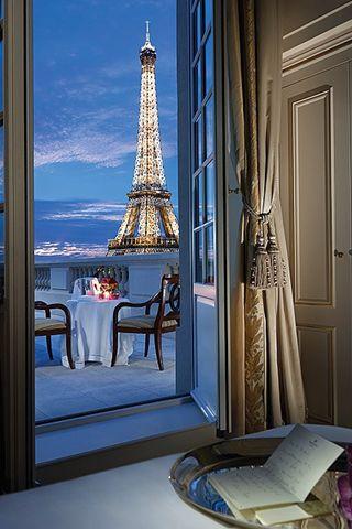 Dream View of Paris...definitely on my bucket list!