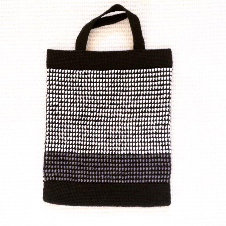 Crochet totebag    Hæklet indkøbsnet