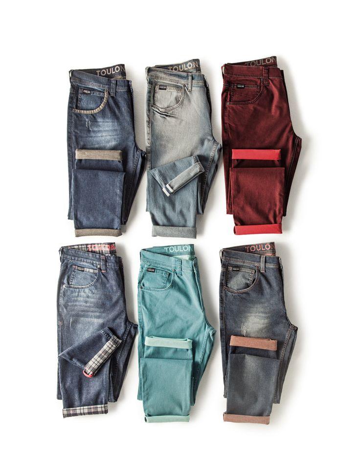 Verão 2014   Still Moda Masculina   Jeans Toulon