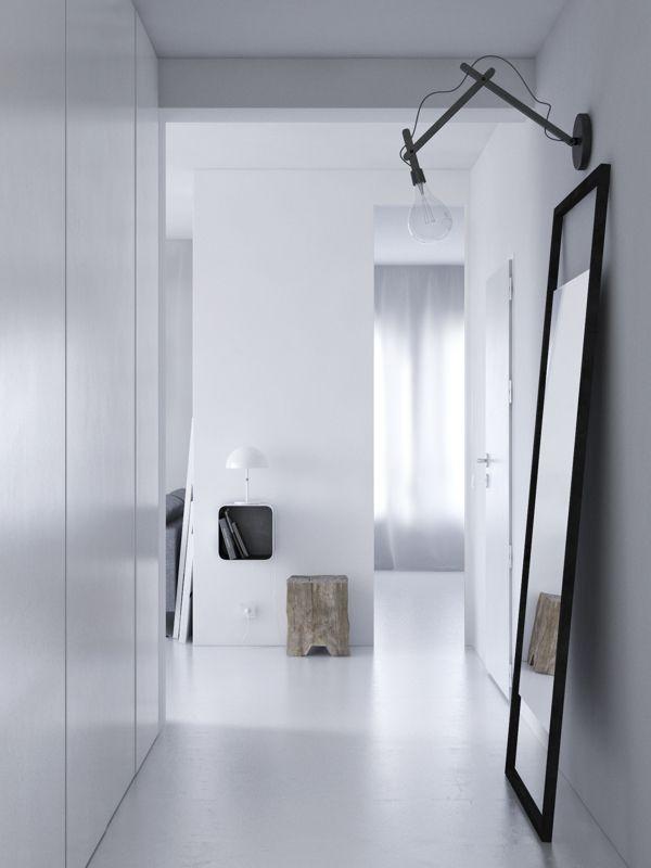 Iluminação para espelhos