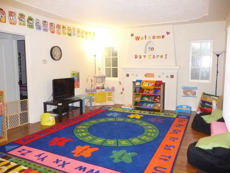 93 best Daycare space inspiration images on Pinterest | School ...
