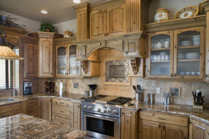 rustic kitchen cabinets best 25 knotty alder kitchen ideas on rustic 2051