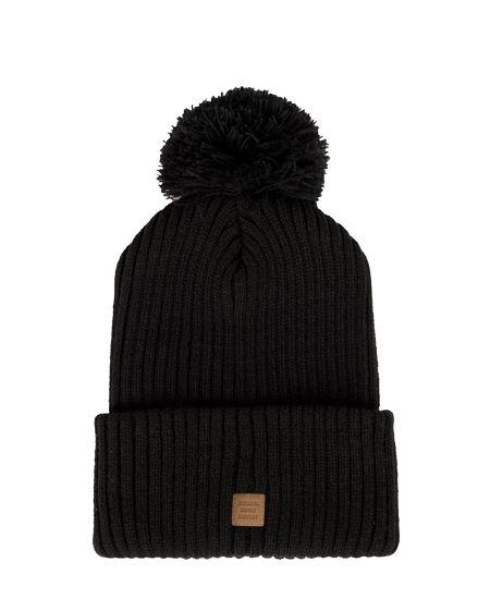 HerschelSupply/ハーシェル・サプライのAlpine (アルパイン) ニットキャップ (Black / ブラック) ビーニー ポンポン #HerschelSupply #ハーシェルサプライ #Herschel #ハーシェル #Alpine #アルパイン #ニットキャップ #ニット帽 #帽子 #ビーニー #リブビーニー #ポンポン #ブラック #Black #ブランド #カナダ #シティボーイ #シティーボーイ #ロンドン #ロンドンボーイ #ロンドンガール #限定 #コレクション #秋冬 #lookbook #ootd #outfit #コーディネート #コーデ #着こなし #アウトドア #山 #山登り #登山 #山ガール #モデル #model #読者モデル #読モ #Osaka #大阪 #Tokyo #東京 #原宿 #Harajuku #popeye #fudge #ファッション #通販 #セレクトショップ #SIAMESE