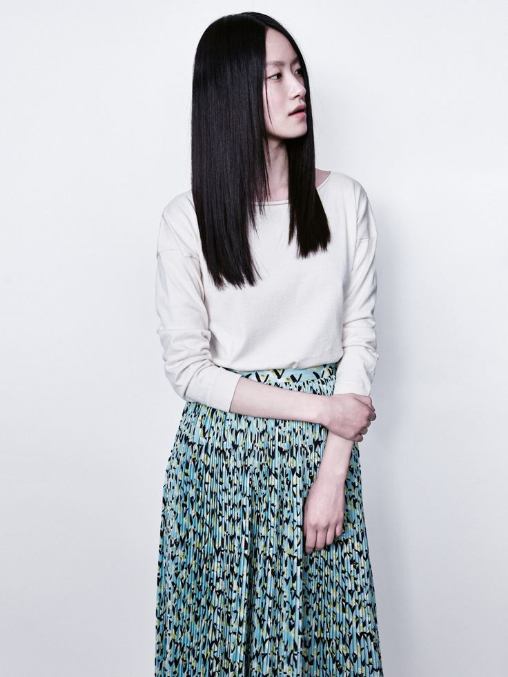 Brita Sweater and Keyna Skirt
