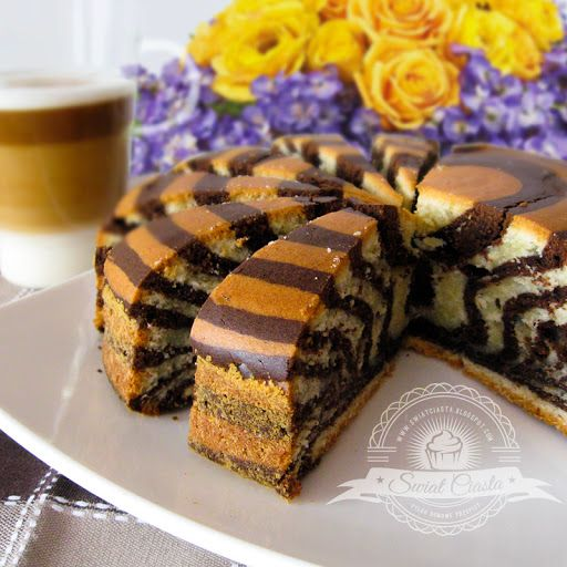 Zebra | Świat Ciasta