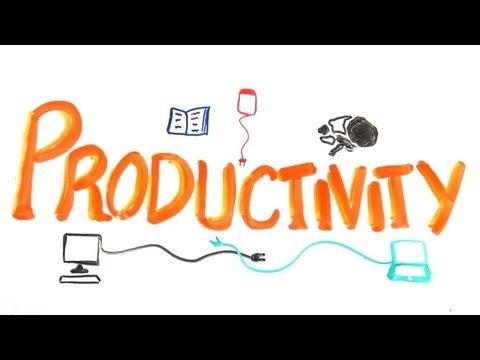 want to be more productive during your workday ilya pozin shares with us great tip in this very useful article about things productive people do on daily
