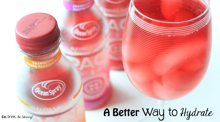 It's not cooling down in San Diego. Here's a yummy way Hydrated!  #evenbetter @OceanSprayinc #sp  Hydrating can be tricky and boring. Many of us don't like the flavor of water. No worries, PACt cranberry extract water to the rescue!