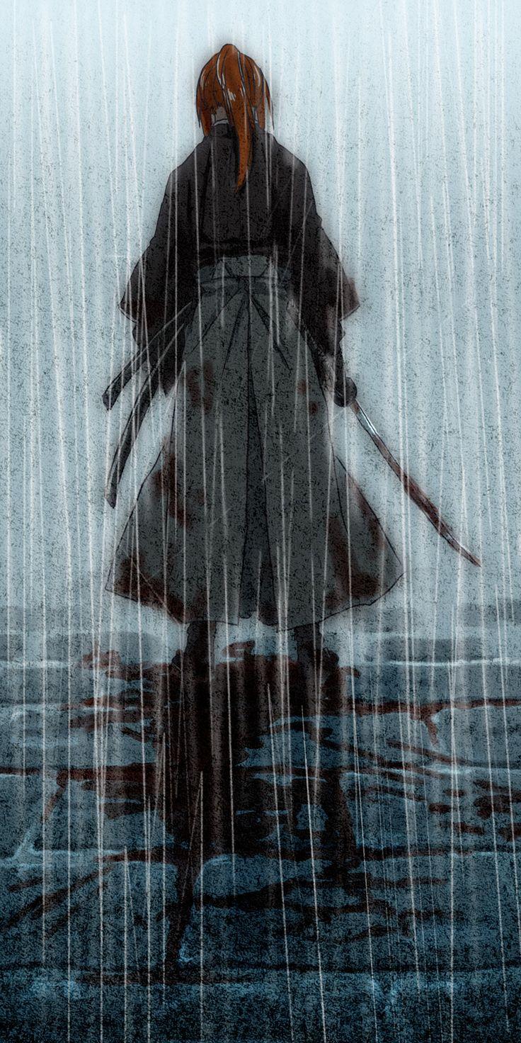 Himura #Kenshin (Rurouni Kenshin)