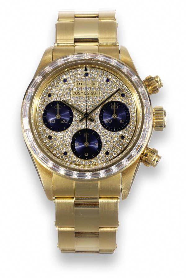 Most Valuable Most Expensive Rolex Watches Prices